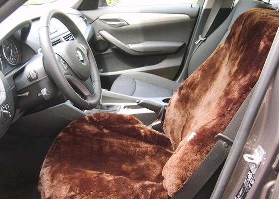 BMW X1 Sitzbezug