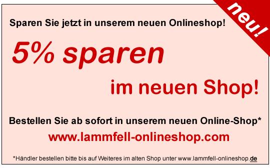 Lammfell-Onlineshop